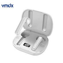 Ymdx k9 tws verdadeiro esporte sem fio fones de ouvido estéreo baixo fone para o esporte fácil transportar