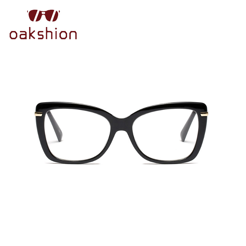 oakshion Fashion Square Clear Glasses Frames Women Men Transparent Eye Glasses Brand Optical Computer Glasses Eyewear myopia in Women 39 s Eyewear Frames from Apparel Accessories