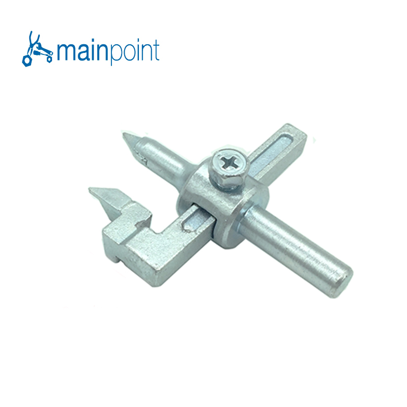 mainpoint 50 80mm adjustable circle tile cutter hole cutter for ceramic tile tungsten carbide drill bit for electronice tool