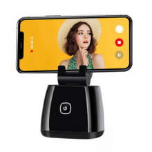 Capture Genie Rechargeable 360 Rotation Face tracking Selfie Stick Tripod Object Tracking Holder Camera Gimbal for Vlog Video