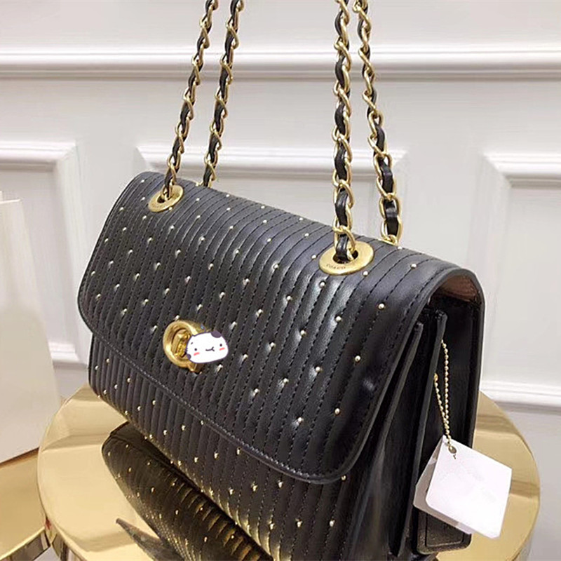 2019 New Style For Women s Solid Genuine Leather Individuality Fashion Single shoulder Soft bag Cover