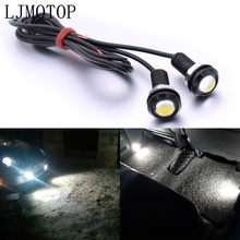 Luz de led automotiva para yamaha xt1200z, sinal de backup reverso para yamaha xt1200z super tenere xjr fjr 1300 fz1 lâmpada de luz