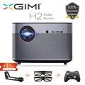 XGIMI H2 DLP проектор 1080P Full HD 1350Ansi люмен 4K проектор 3D Поддержка Android WIFI Bluetooth домашний кинотеатр глобальная версия