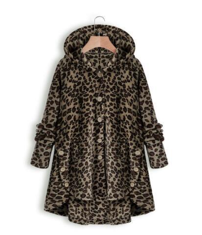 2001 Newest Maternity Winter Coat Women Pregnancy Coats Outerwear Jackets S-5XL Keep Warm Long Loose Hooded Plush Coat