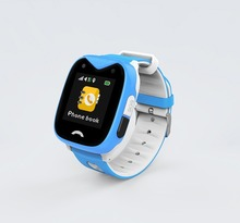 Smart GPS Watch Tracker D8 for Child IP68 waterproof two-way talk SOS Locator safety fence App real time tacking