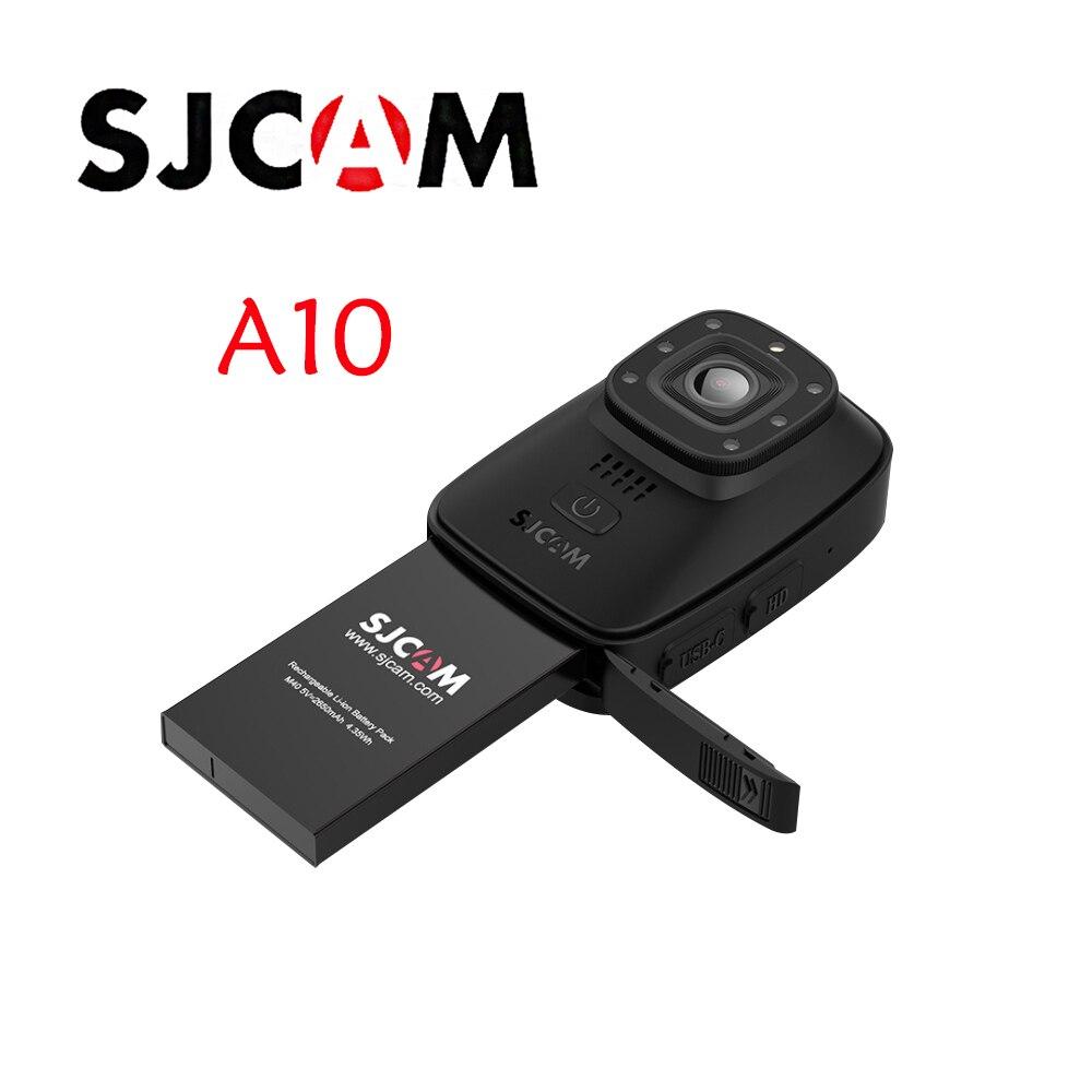 New 100% Original SJCAM A10 2650mAh Backup Rechargable Li-on Battery And Charger Accessories For SJCAM A10 WiFi Sports Camera DV