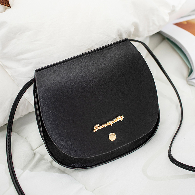 2019 Fashion Women bag Letter Saturday Solid Color Leather phone pocket Women Girl Cosmetic bag beauty supplies toiletry bag in Cosmetic Bags Cases from Luggage Bags