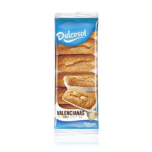 Dulcesol Valencianas - Paquete De 12 Unidades 350 Gr