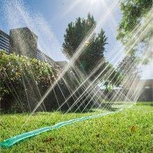 12 meter Rasen Schlauch Garten Bewässerung Werkzeuge PVC Schlauch Rasen Sprinkler Rohr Mit 3/4 Stecker Gartenarbeit Bewässerung Zubehör