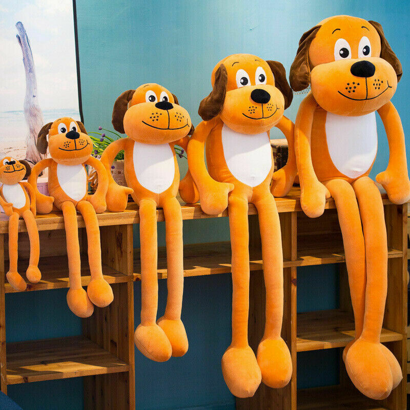 Long Leg Dog Plush Toy Cute Soft Dog Doll Pillow Home Decoration Kids Gift Stuffed Animals Cute Plush Toys For Children