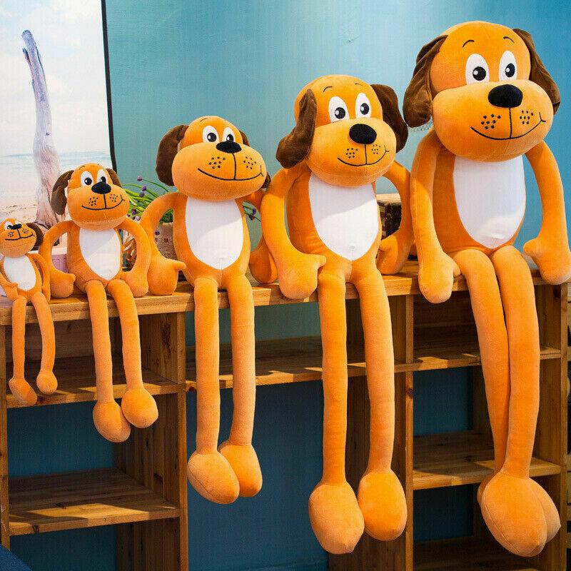 Long Leg Dog Plush Toy Cute Soft Dog Doll Pillow Home Decoration Kids Gift Stuffed Animals Cute Plush Toys For Children