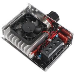 220V AC 10000W Triac Voltage Regulator Speed Dimmer Temperature Control w Ciśnieniomierze od Narzędzia na