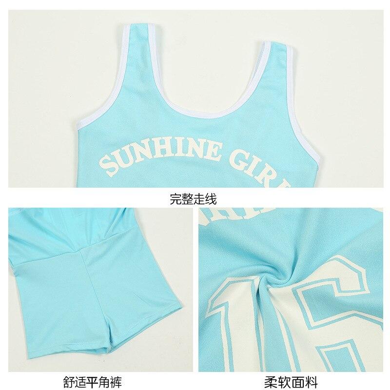 CHILDREN'S Swimwear Girls One-piece 25-80 Jin Big Boy 2019 New Products Students Swimwear Nt121011