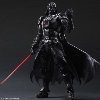 Disney Star Wars 15cm Darth Maul 26cm Darth Vader Action Figure Model Detachable Replacement of Arms and Heads Kids xmas Gifts