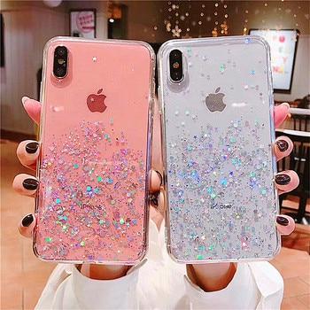 Bling Glitter Case iPhone XS Max 1