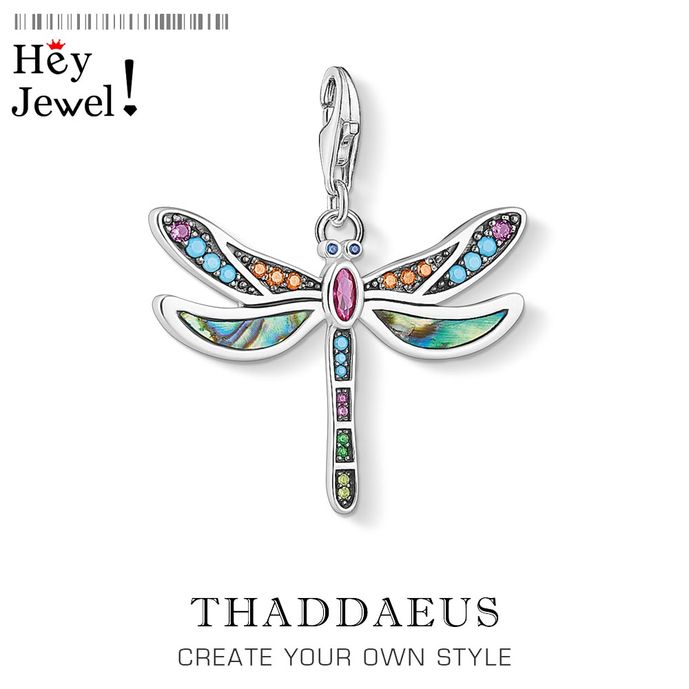 AKOAK Fashion Creative Bohemian Jewelry Ethnic Multi-layer Chain Colorful Enamel Dragonfly Pendant Necklace(Purple)