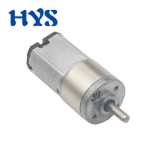 DC 3V 6V Gear Motor Mini All-metal Reducer DC 6 volt V Electric Micro Motors Smartlock 6/12/30/60/80/170/480rpm JGA16-030 цена и фото