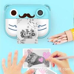 Neue Produkte Polaroid Kinder Kamera Heißer Verkauf Zweite Imaging Vertikale Polaroid Kinder Geschenk