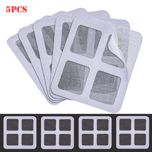 Window Screens Mosquito-Net Curtain Repair-Patch Insect And -25 5-Pack Adhesive Fly