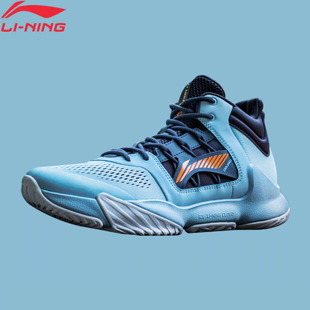 US $58.1 30% OFF Li Ning Men STORM 2019 On Court Basketball Shoes Cushion Wearable LiNing Cloud Sport Shoes Support Sneakers ABPP019 XYL289 Basketball