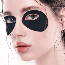 ILISYA Natural Eye Mask for Dark Circles Panda Eyes Style Hydrating Eye Patches Puffiness Anti aging Wrinkle Skin Care
