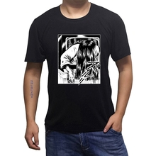 T SHIRT SADAKO YAMAMURA THE RING HORROR CULT MOVIE JAPAN ANIME MANGA JAPANESE sbz1079