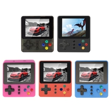 ·500 in 1 Video Handheld Game Console Retro Game Mini Handheld Player for Kids Built-in 500 Games