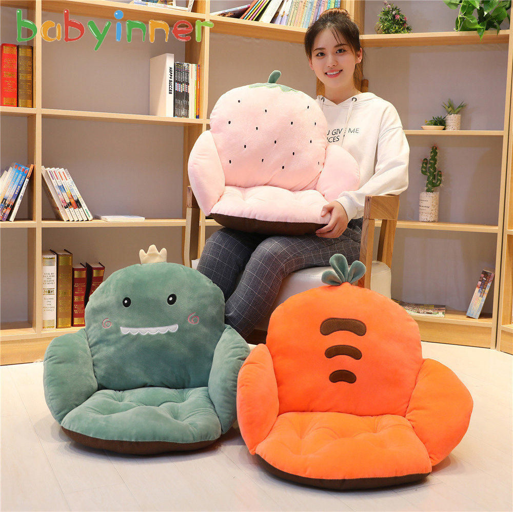 Baby Inner Plush Cushion Children Sofa 14*14*22in PP Cotton  Kids Chair Suitable For Children Over 3 Years Multipurpose Cushion