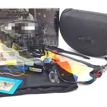 Jawbreaker очки для верховой езды 9270 открытый поляризованный светильник 4 шт. набор мужские и женские солнцезащитные очки ветрозащитные очки