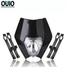 Двигатель головной светильник s для ktm мотоциклетной сборки