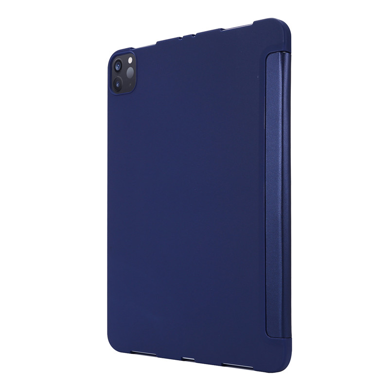 PU Silicone Case for Pro iPad Cover Soft for iPad 2020 Leather 11 Back Case Protective