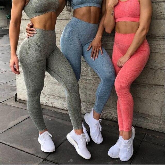 Seamless Fitness Leggings