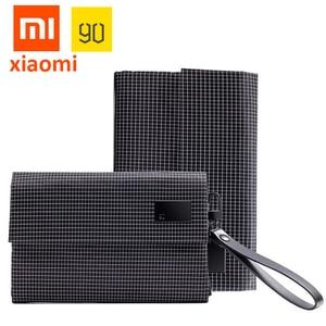 Image 1 - Original XiaoMi กันน้ำกระเป๋าอุปกรณ์เสริมกระเป๋า 600D Oxford กระเป๋าแบบพกพาสำหรับหูฟังโทรศัพท์ MI6 5S