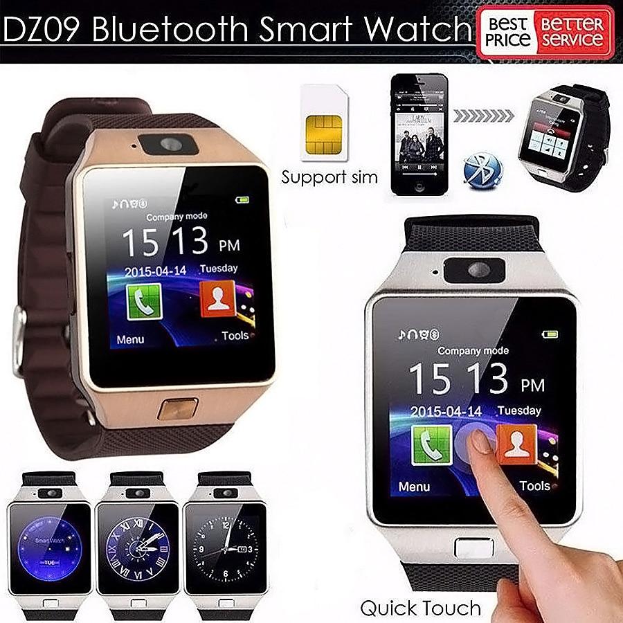 Explosion DZ09 Bluetooth Smart Watch Foreign Language Multi language WeChat/qq/Touch Screen Phone Watch Smart Bracelet 2020|Smart Watches| - AliExpress