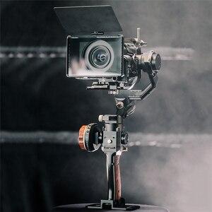 Image 4 - Mới Mini Di Động Matte Box Cho Tilta MB T15 Camera Lens Hood Dành Cho Máy Ảnh DSLR Máy Ảnh Không Gương Lật Các Bộ Phận Dự Phòng Sợi Carbon Top FENDER