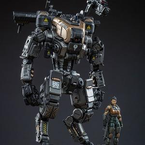 Image 5 - 5 styles JOYTOY 1/25  GOD OF WAR 86  Mecha  Robot Action Figure model Toys Gift For Kids  (2pcs/set)