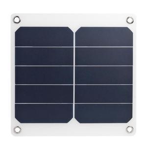 Image 1 - 13W 5V panneau solaire sécurité qualité supérieure fiable chargeur de charge polyvalent USB haute puissance chargeur de sortie pour téléphone