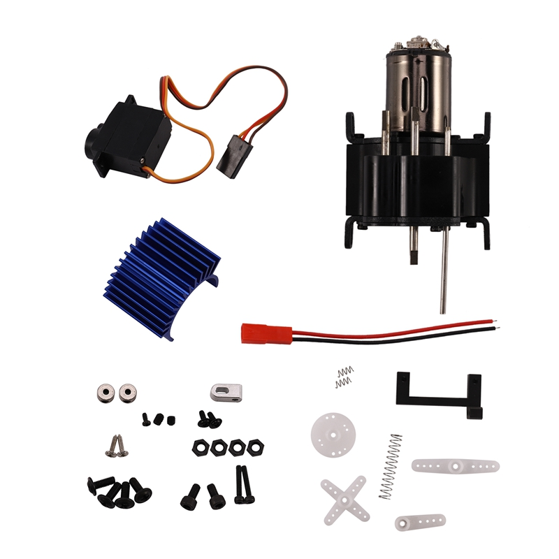 Super Powered Metal Gearbox For Wpl Jjrcs Mn 4Wd 6Wd Rc Car Retrofit Upgrade Model Accessories Diy Upgrade Modified Model Toys|RC Cars| |  - title=