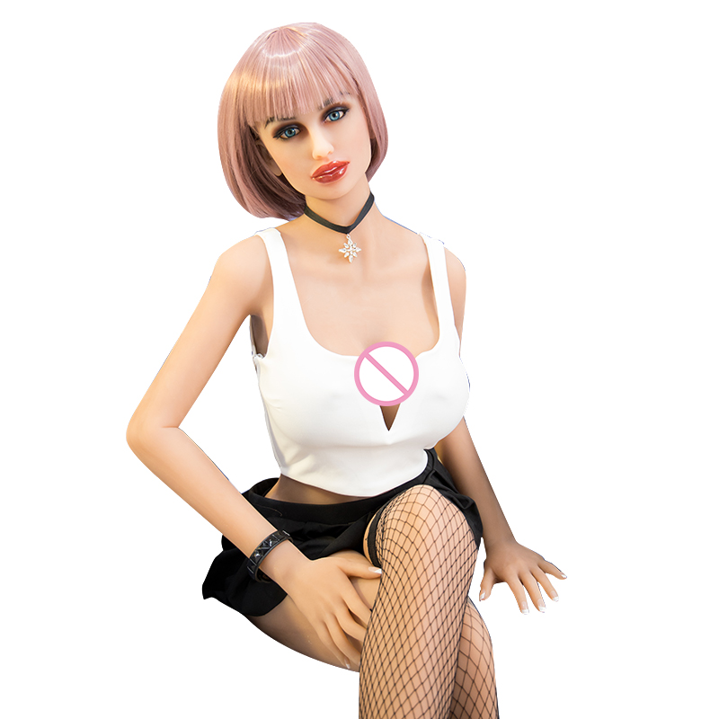 <font><b>Cute</b></font> sexy 158cm silicone <font><b>doll</b></font> Japanese girl 3D full TPE silicone <font><b>doll</b></font> real person vagina real person breast sexy <font><b>doll</b></font> image