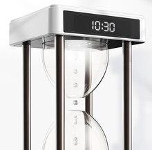 Anti Gravity Levitating Water Drops Time Hourglass Water Fountain Lamp