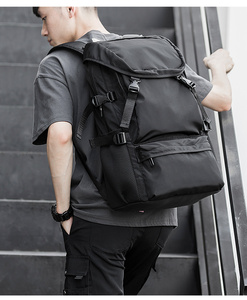 Image 2 - MOYYI 2019 NEW Style Backpacks lightweight with Large Capacity Detachable Flip Two in One Backpacks Men Bag
