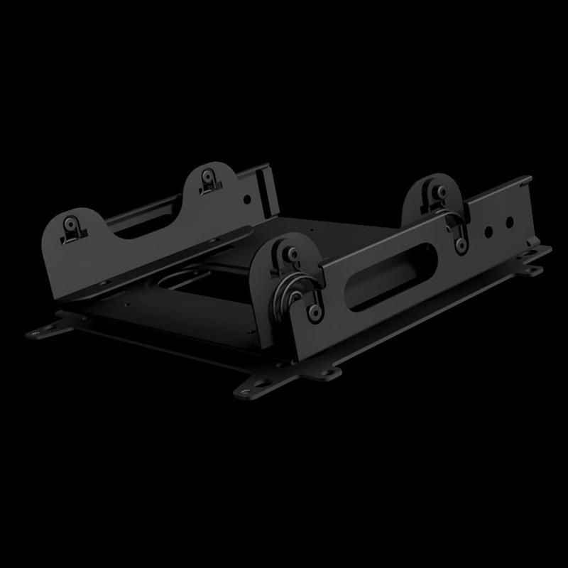 Multi-layer Superimposed Hard Disk Drive 12cm Fan Position Shock Absorber Hard Disk Bracket 3.5 Inch Mechanical Hard Disk Shockp