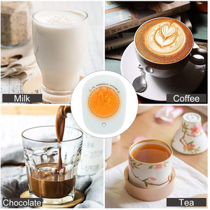Image 5 - コーヒーマグ自動オン/オフ飲料ウォーマー電気スマートカップ加熱マットウォーマーパッドコーヒーミルクホームオフィス最高のギフト