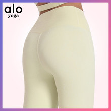 Novas calças de yoga esportes fitness cintura alta close-fitting nona calças leggings pele-friendly/50