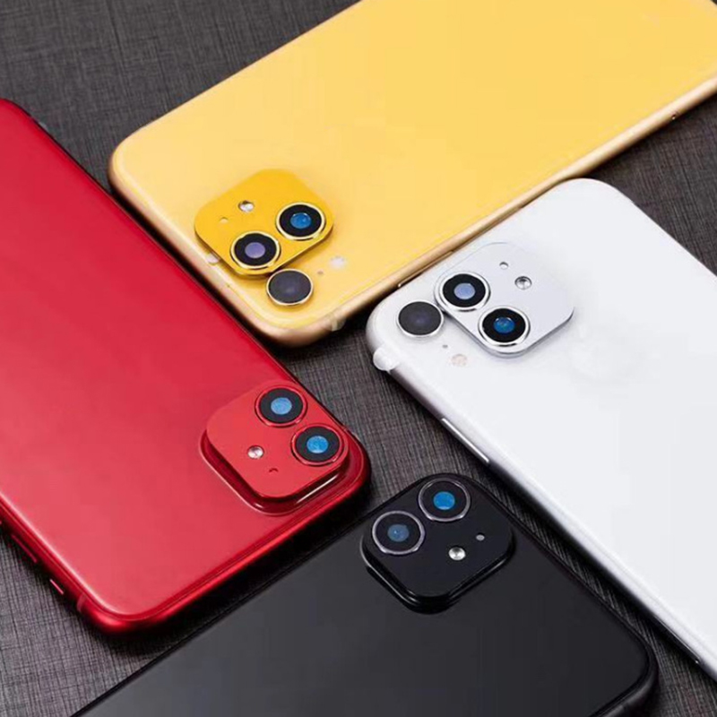 Lens Sticker For IPhone XR/XS Camera Cover Seconds Change Fake Camera For IPhone 11 PUO88