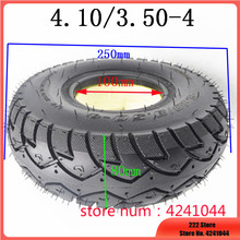 4.10/3.50 4 solid tire 4.10 4 3.50 4 explosion proof  tyre for 3wheel scooter,electric bicycle,electric scooter,Warehouse cart
