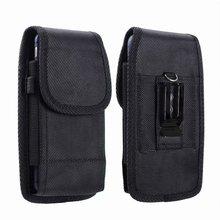 Telefon kılıfı kemer bel çantası Nokia 2.4 3.4 5.3 için C2 Smartphone kemer kılıfı bel kemeri klip NUU cep g5 M19 / X6 artı