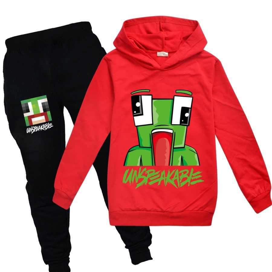 Kinderen Truien Broek 2 Stuks Sets Onuitsprekelijke Baby Jongen Meisje Katoenen Kleding Kids T Shirts Sweatshirt Kerst Kleding Alan Walker