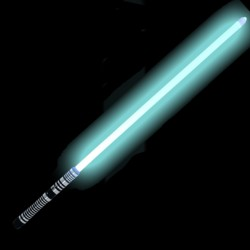 LGTOY Cosplay Lightsaber Glow Stick Luke skywalker Light Saber Laser Force FX Heavy Dueling Loud Sound High Light with FOC