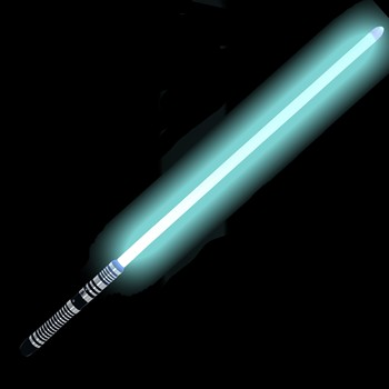 LGTOY, Cosplay, sable de luz, barra luminosa, Luke skywalker, sable de luz, láser Force FX, sonido pesado, luz alta con FOC